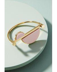 Sabrina Dehoff   Pink Duality Cuff Bracelet   Lyst