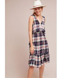 259f33fd13fc Anthropologie. Women's Dickens Plaid Dress