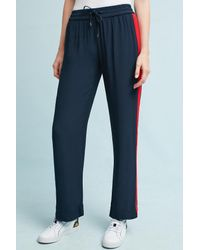 Second Female - Blue Lany Striped Track Trousers - Lyst