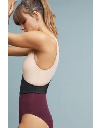 Solid & Striped | Multicolor Ballerina Bordeaux One-piece | Lyst