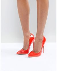 info for c503b 0bcfb lost-ink-red-Bright-Red-Sweetheart-Cut-Court-Shoes.jpeg