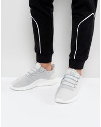 best website 208f3 43fed adidas Originals. Mens Tubular Shadow Sneakers In Gray By3570