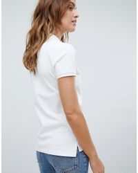 Polo Ralph Lauren - White Classic Polo Shirt - Lyst