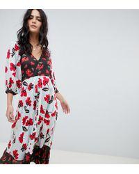 9e1d8030d Lily and Lionel Lily   Lionel Exclusive Colourblock Floral Maxi ...