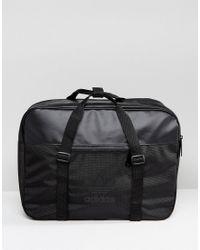 Adidas Originals | Airliner Sport Bag In Black for Men | Lyst