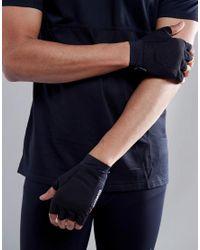 Reebok - Black One Series Training Gloves for Men - Lyst