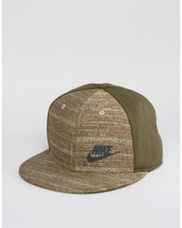 78c419f7706 Nike Tp Cap In Green 803718-347 in Green for Men - Lyst