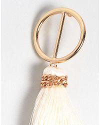 Ashiana | Multicolor Tassel Earrings | Lyst