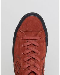 Converse - Star Player Ox Sneakers In Orange 159761c for Men - Lyst