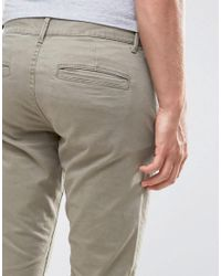 Only & Sons - Multicolor Chino In Slim Fit for Men - Lyst