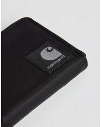 Carhartt WIP - Wallet Atkinson - Black - Lyst