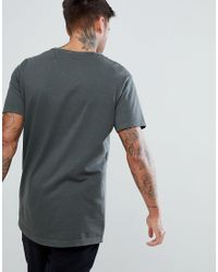 G-Star RAW - Gray Voshnu Relaxed Fit T-shirt for Men - Lyst