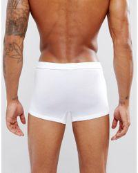 CALVIN KLEIN 205W39NYC - White Trunk for Men - Lyst