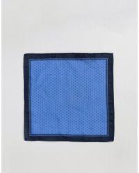 SELECTED - Blue Pochette for Men - Lyst