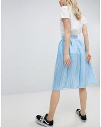 Glamorous - Blue - Lyst