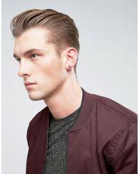 Icon Brand | Metallic Silver Stud Earrings In 3 Pack | Lyst