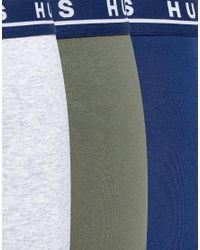 BOSS - Multicolor By Hugo Trunks 3 Pack for Men - Lyst