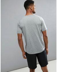 PUMA - Running Active Tec T-shirt In Gray 59253003 for Men - Lyst