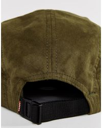 Herschel Supply Co. | Green Glendale Cap In Khaki for Men | Lyst