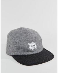Herschel Supply Co. - Glendale Cap In Gray for Men - Lyst