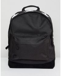 Mi-Pac Topstars Black Backpack