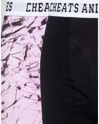 Cheats & Thieves - Pink 2 Pack Trunks for Men - Lyst
