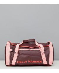 d6f05c6653 Helly Hansen 30l Duffel Bag in Red for Men - Lyst