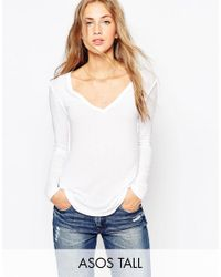 ASOS - Black The New Forever T-shirt With Long Sleeves - Lyst