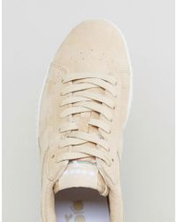 Diadora - Natural Game Low S Sneakers In Beige for Men - Lyst