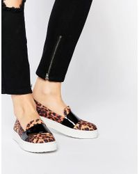 ASOS | Multicolor Dash Loafer Trainers | Lyst