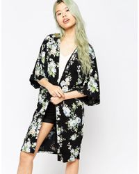 Vero Moda - Multicolor Easy Printed Kimono - Lyst