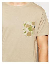 Afends - Natural Fends Stanley Pocket T-shirt for Men - Lyst