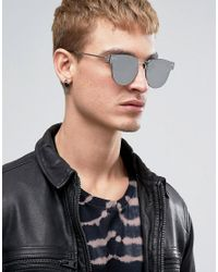 Spitfire - Multicolor Sunglasses With Mirror Lens for Men - Lyst