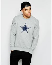 KTZ | Blue Dallas Cowboys Sweatshirt for Men | Lyst