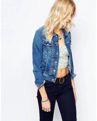 Pepe Jeans | Blue Denim Jacket | Lyst