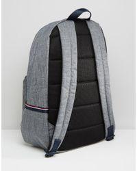 Tommy Hilfiger | Gray Logo Backpack | Lyst