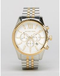 Michael Kors - Metallic Mk8344 Lexington Watch - Lyst