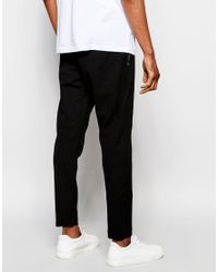 Minimum | Black Smart Jogger for Men | Lyst