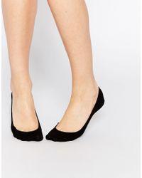 ASOS - Black 5 Pack Pop Socks - Lyst