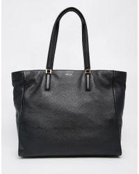 Calvin Klein | Black Shopper Tote Bag | Lyst