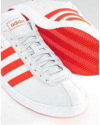 Adidas Originals Mens Adidas Topanga Sneakers Grey S80055
