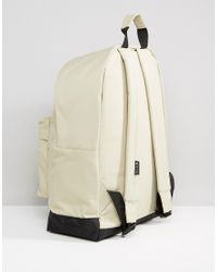 Nicce London Natural Nicce Backpack In Sand for men
