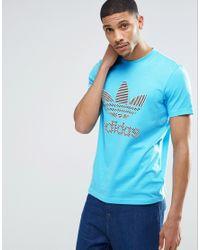 Lyst Adidas Originals Nmd Trefoil camiseta de relleno 843 relleno Az1079 Az1079 en azul para hombre 44975ba - rspr.host
