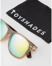 ToyShades - Multicolor D Frame Sunglasses - Lyst
