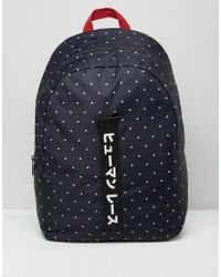 adidas Originals. Women s Blue Originals X Pharrell Williams Printed  Backpack 9b641d3ddf5cd