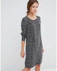 Just Female | Black Dorothea Dress | Lyst
