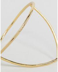 Cheap Monday | Metallic Outline Bracelet | Lyst
