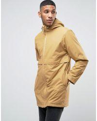 Rains | Natural Mile Thermal Lined Raincoat Long for Men | Lyst