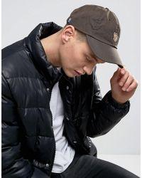 Fjallraven - Metallic Helags Baseball Cap Khaki for Men - Lyst