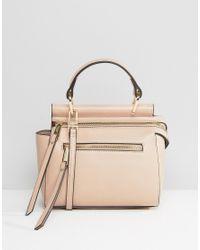 Dune | Pink Dinidamille Mini Shoulder Bag | Lyst